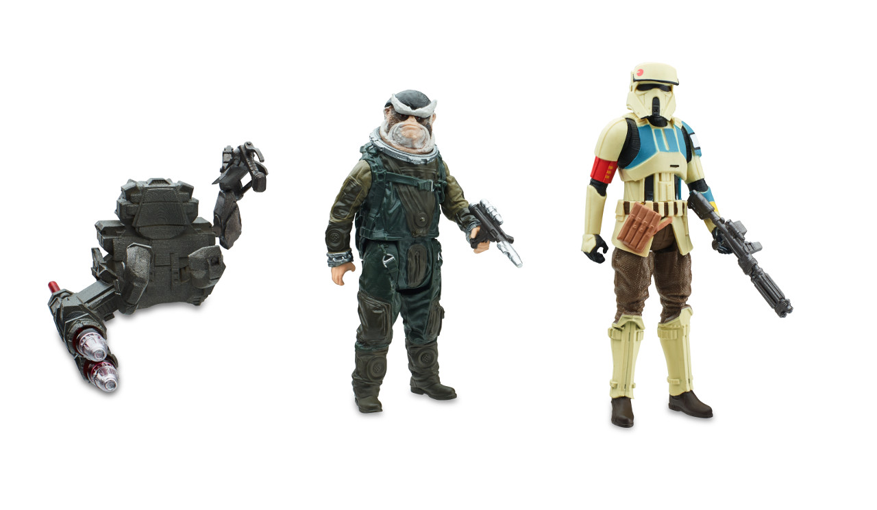"Imperial Death Trooper Star Wars Rogue One Mandalorian Rebels Hasbro 3.75/"" 5POA"