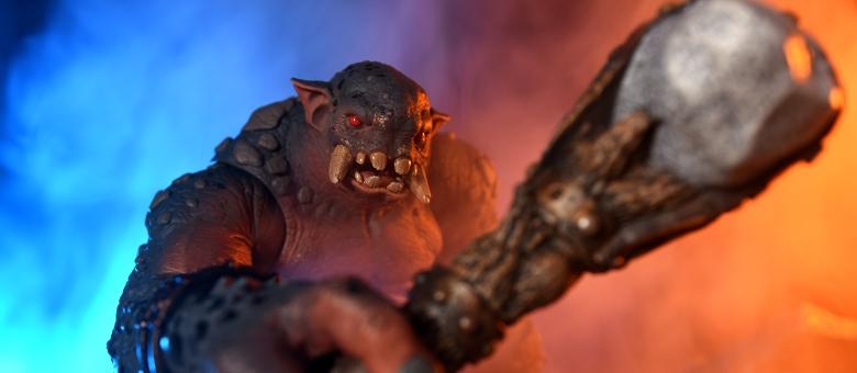 Four Horsemen Studios: Mythic Legions Deluxe Stone Troll |