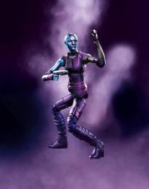 Toy Fair 2017 Hasbro Marvel Legends Promo Guardians of the Galaxy Nebula