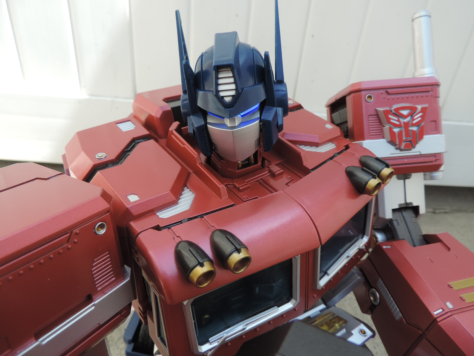 toy alliance: mega action series 01 optimus prime | the fwoosh