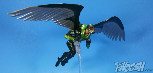 Hasbro Marvel Legends Ultimate Spider-Man and Vulture 2 Pack 09