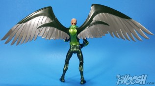 Hasbro Marvel Legends Ultimate Spider-Man and Vulture 2 Pack Adrian Wings 02