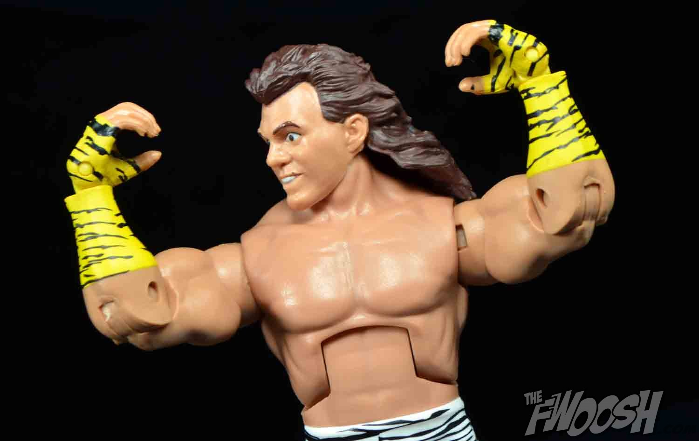 WWE ELITE SERIES 49 BRUTUS THE BARBER BEEFCAKE WRESTLING MATTEL ACTION FIGURE