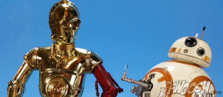 """C-3PO Red Arm 12/""""-Hasbro-Star Wars Force Awakens 1//6 Scale-Protocol Droid"""