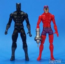 Hasbro Marvel Legends Black Panther Walmart Exclusive Comparison 03