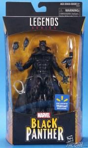 Hasbro Marvel Legends Black Panther Walmart Exclusive Package 01