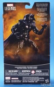 Hasbro Marvel Legends Black Panther Walmart Exclusive Package 03
