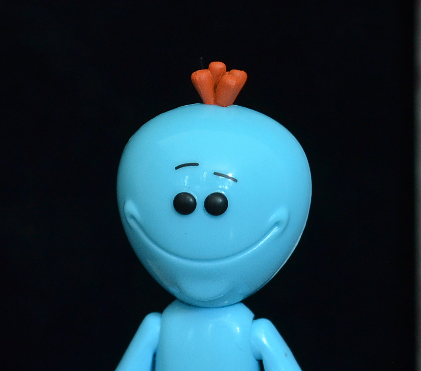 Does Paint Go Bad >> Funko: Rick and Morty Mr. Meeseeks | The Fwoosh