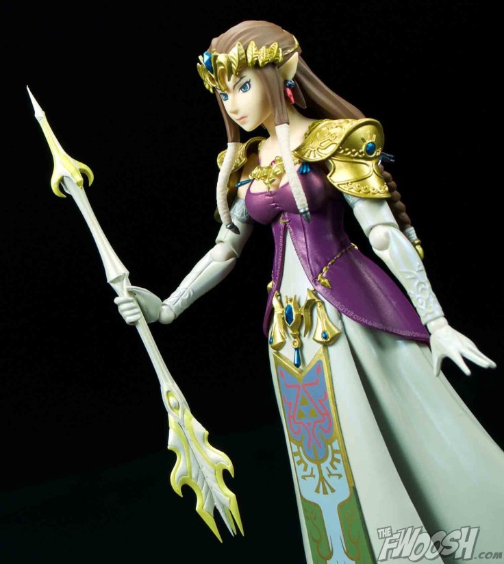 figma the legend of zelda twilight princess zelda and dx link