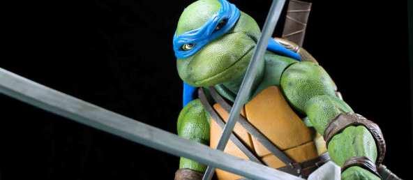 NECA: Teenage Mutant Ninja Turtles Quarter-Scale Movie ...