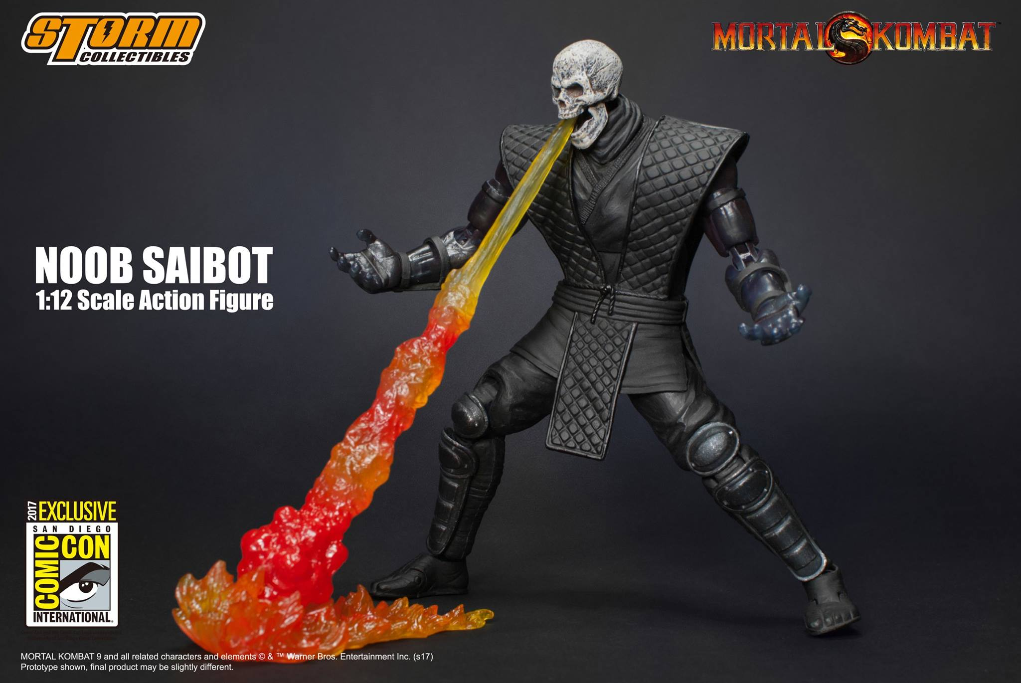 Storm Collectibles: Mortal Kombat Noob Saibot SDCC Exclusive