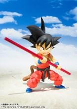 Bandai SH Figuarts Dragon Ball Kid Goku Promo 01
