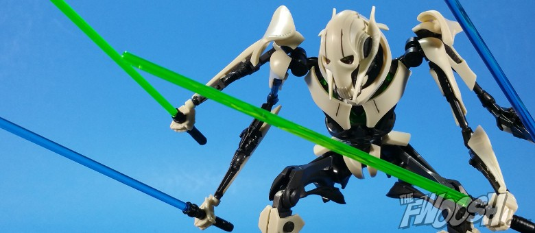 Star Wars General Grievous Toys : Best of bandai star wars general grievous model kit
