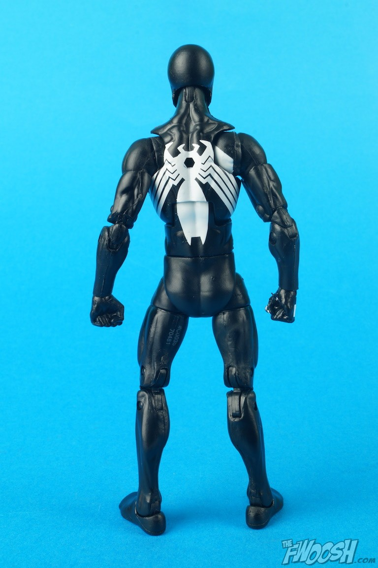 Marvel Legends Symbiote Spider-Man Review | The Fwoosh