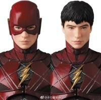 Medicom MAFEX Justice League Flash Promo 04