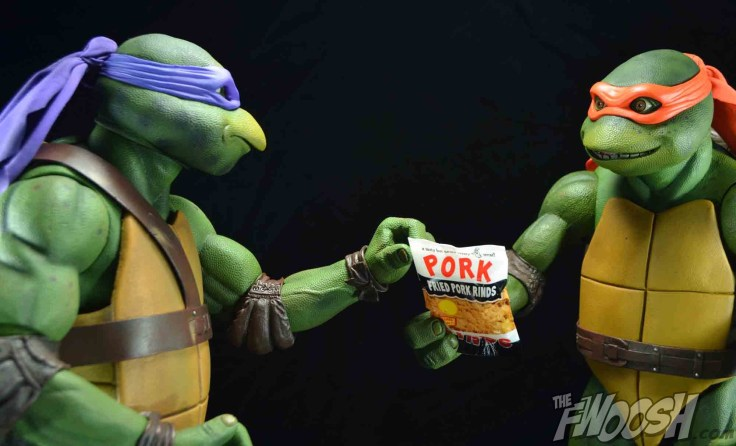 NECA: Teenage Mutant Ninja Turtles Quarter-Scale Movie ...