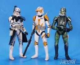 Hasbro Star Wars Black Series HasCon Exclusive Captain Rex 05