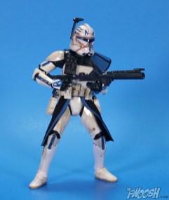 Hasbro Star Wars Black Series HasCon Exclusive Captain Rex 08