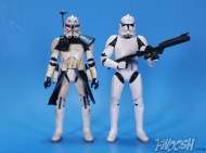 with Black Series Phase 2 Clone