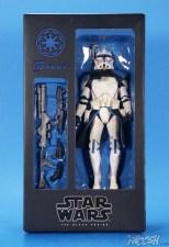 Hasbro Star Wars Black Series HasCon Exclusive Captain Rex Package 05
