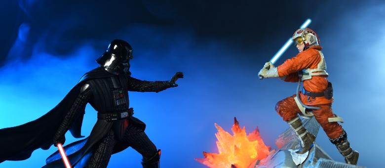 Star Wars Black Series Centerpiece LUKE SKYWALKER Brand New