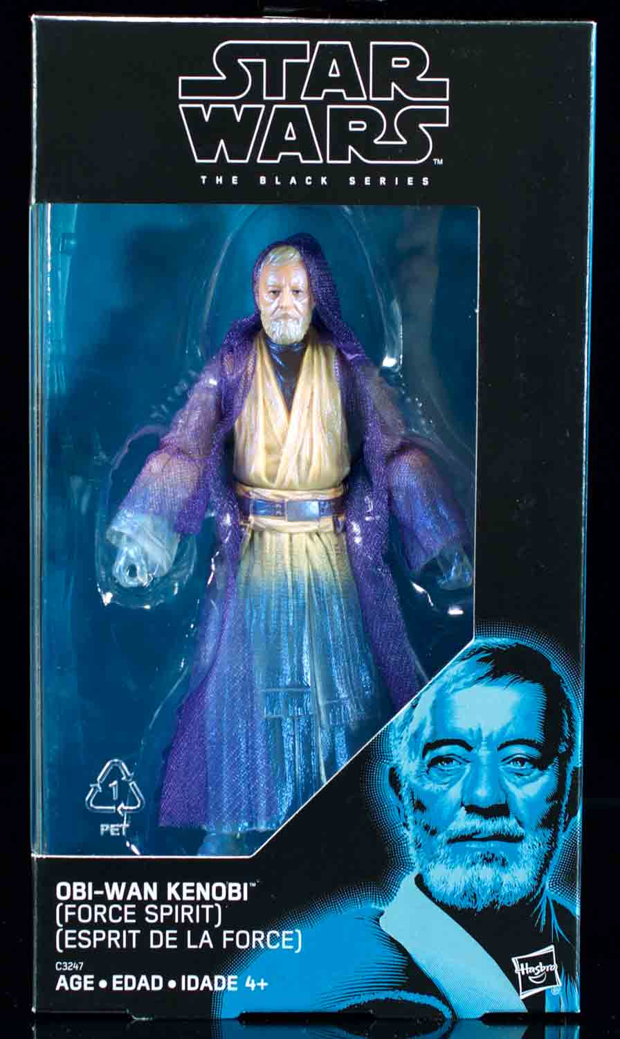 Star Wars Black Series OBI-WAN KENOBI Force Spirit Figure Walgreens Exclusive 6""