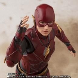 Bandai SH Figuarts Justice League Flash Promo 01