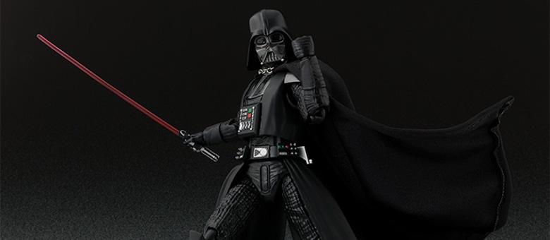 figuarts Star Wars Darth bader Bandai tamashii nations S.H