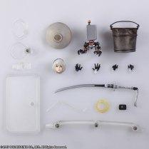 Square Enix BRING ARTS NieR Automata 2B Machine 2 Figure Set Promo 11