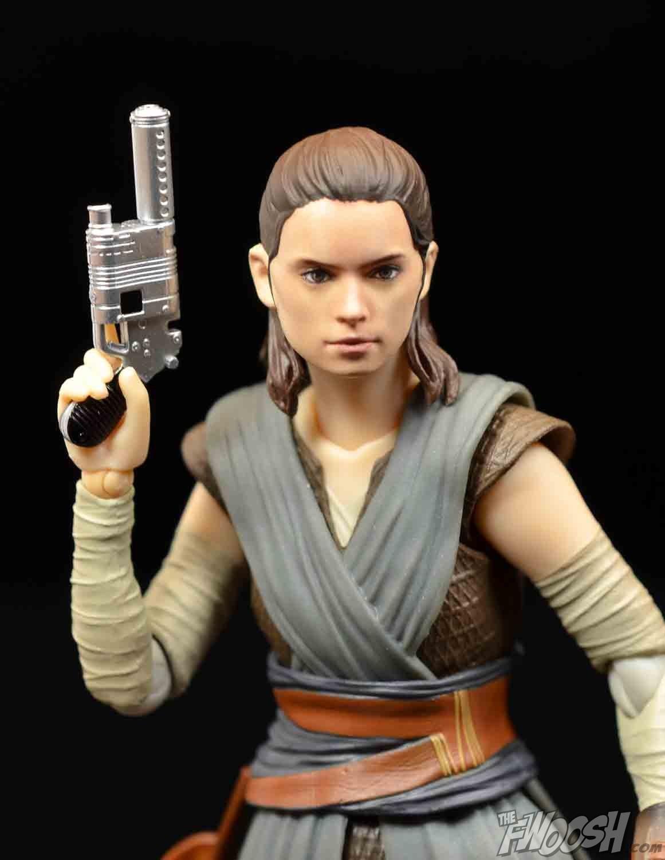 SHF Action Figure Bandai S.H.Figuarts Star Wars Rey /& D-O The Last Jedi