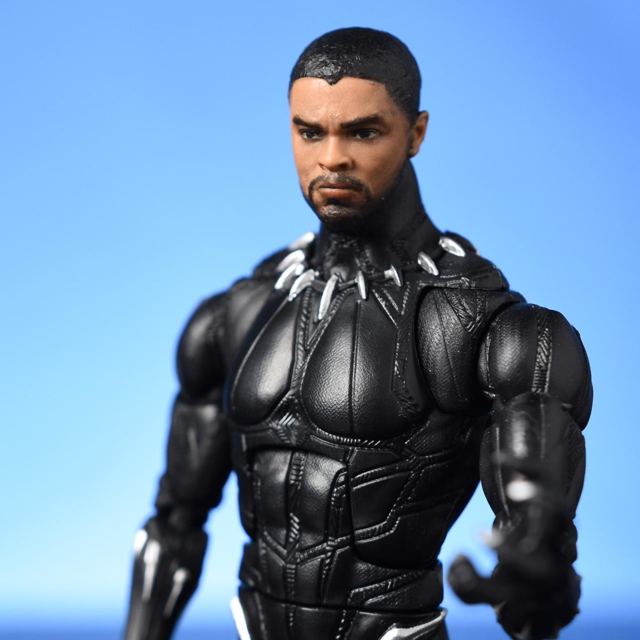 7eaa9aa5 Hasbro: Marvel Legends Black Panther Movie Figures | The Fwoosh