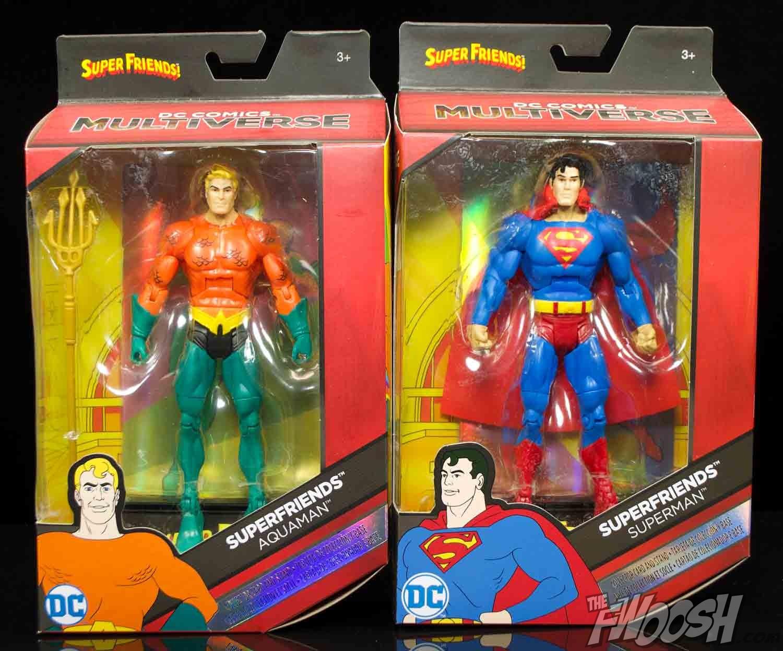 """Mattel DC Multiverse Super Friends /""""Batman/"""" Action Figure *Complete /& Mint*"""