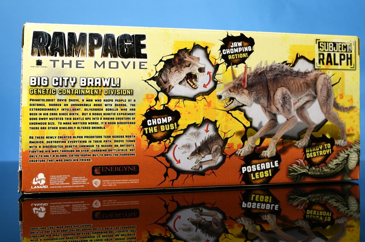 Lanard Toys: Rampage Subject Ralph |