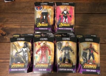 Hasbro Marvel Legends Avengers Infinity War Wave Walgreens Find Louisiana Magneto 1138 01