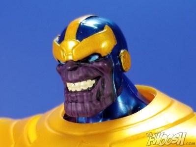 Hasbro Marvel Legends Avengers Thanos Walmart Exclusive Yearbook 05