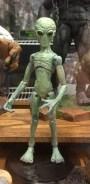Creatureplica First Look Alien Grey at Horror Hound Jean St Jean 02