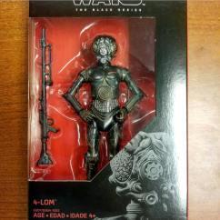 Hasbro Star Wars Black Series 4-LOM in Package