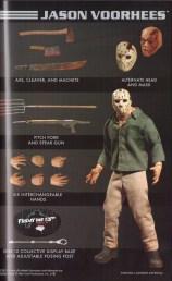 Mezco Toy Fair Catalog One12 Collective Jason 02