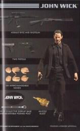 Mezco Toy Fair Catalog One12 Collective John Wick 02