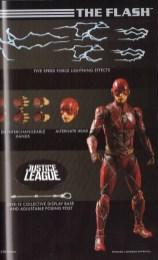 Mezco Toy Fair Catalog One12 Collective Justice League Flash 02