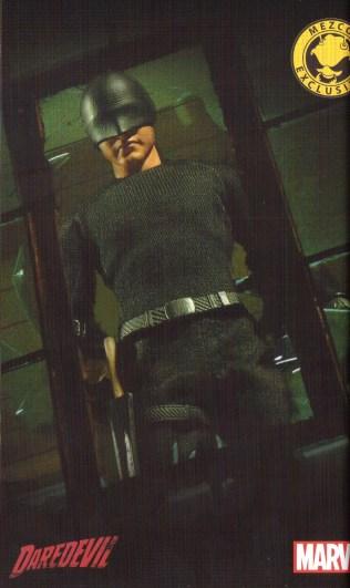 Mezco Toy Fair Catalog One12 Collective Netflix Black Suit Daredevil 01