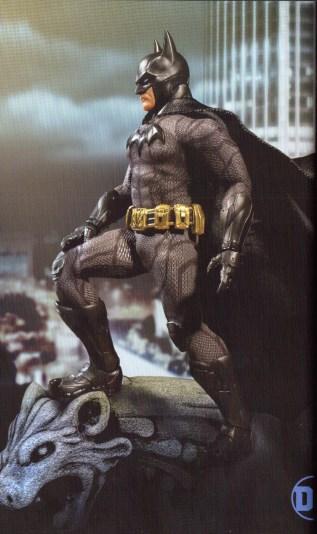 Mezco Toy Fair Catalog One12 Collective Sovereign Knight Batman 01