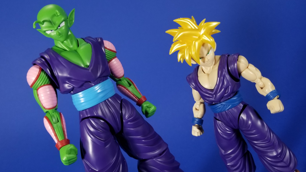 Anime Figure-rise Standard Dragon Ball Piccolo Plastic Model Kit Bandai New From Japan
