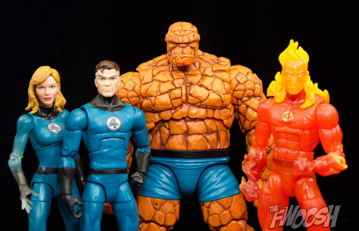 MARVEL LEGENDS Fantastic Four NEW Thing Walgreens Exclusive