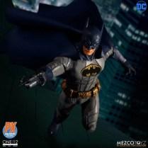 Mezco One12 Collective PX Exclusive Sovereign Knight Batman Promo 08