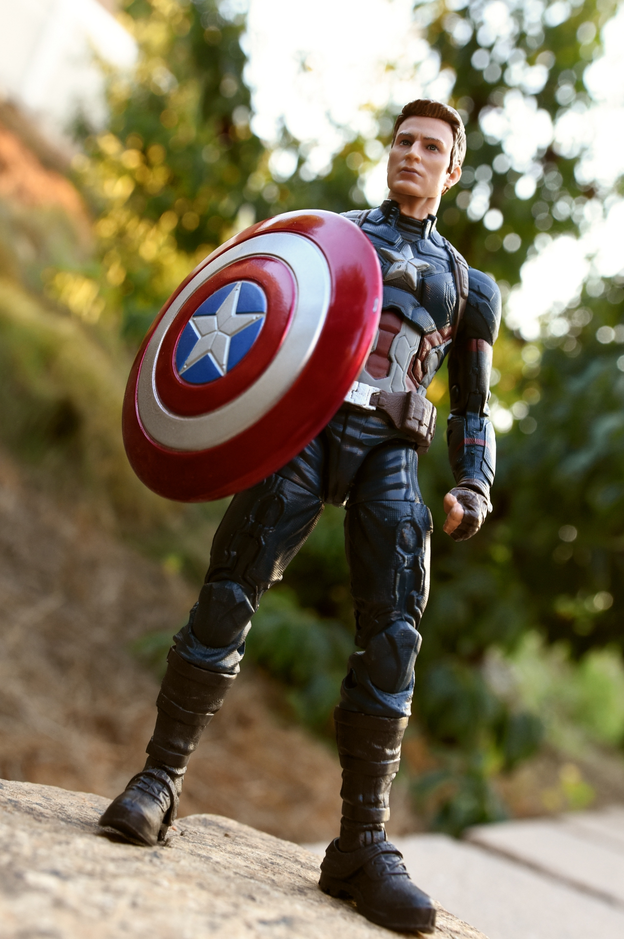Hasbro Marvel Studios The First Ten Years Captain America and Crossbones