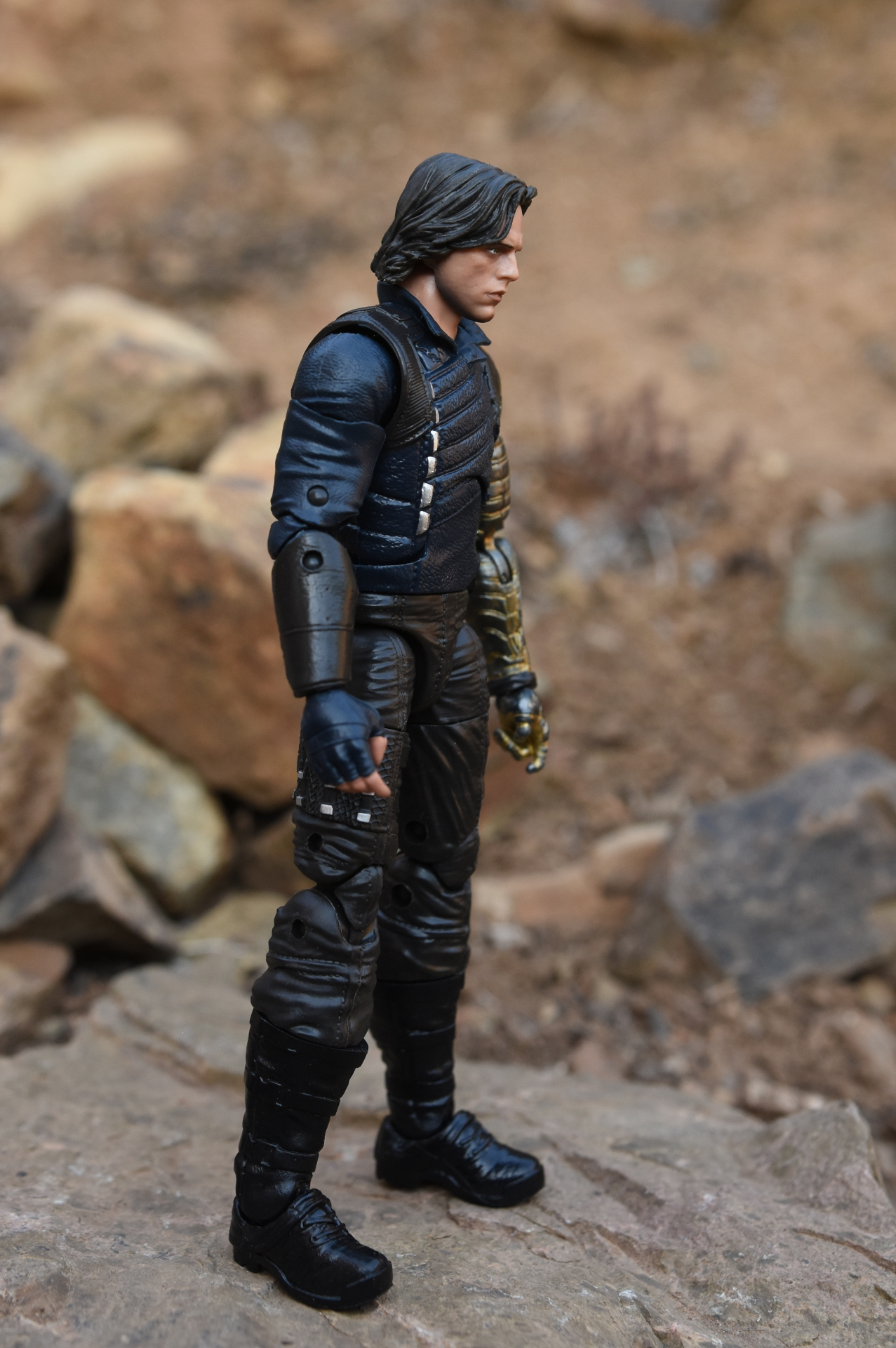 Hasbro: Marvel Legends Winter Soldier and Falcon