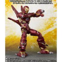 Bandai SH Figuarts Avengers Infinity War Iron Man Mark 50 Nano Weapons Edition Promo 08
