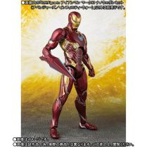 Bandai SH Figuarts Avengers Infinity War Iron Man Mark 50 Nano Weapons Edition Promo 10
