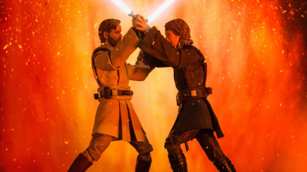 Bandai S H Figuarts Star Wars Revenge Of The Sith Obi Wan Kenobi Promotional Images And Info